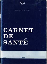Le carnet de sant - Carnet de sante de l enfant ...